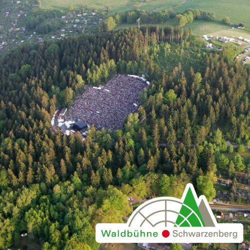 Die Waldbühne Schwarzenberg