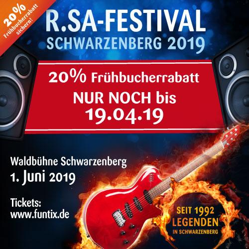 Frühbucherrabatt-Countdown!
