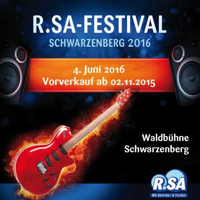 Kult-Festival am 4. Juni 2016