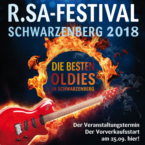 R.SA-Festival - Schwarzenberg 2018