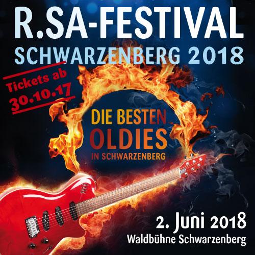 R.SA-Festival – Schwarzenberg 2018