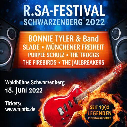 R.SA-Festival – Schwarzenberg 2022