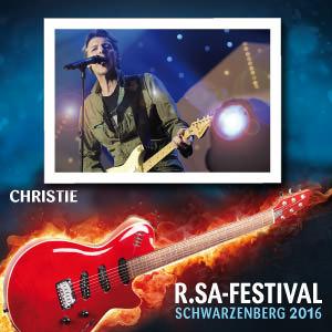 R.SA-Festival mit CHRISTIE!