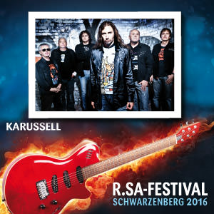 R.SA-Festival mit KARUSSELL!