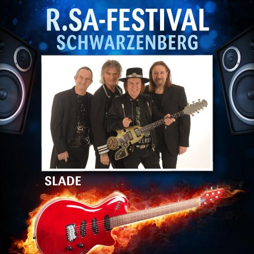 R.SA-Festival mit SLADE!