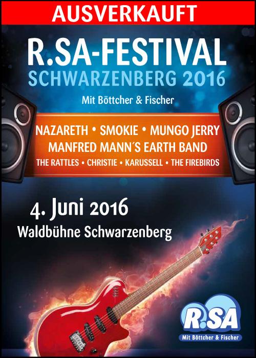 R.SA-Festival - Schwarzenberg 2016