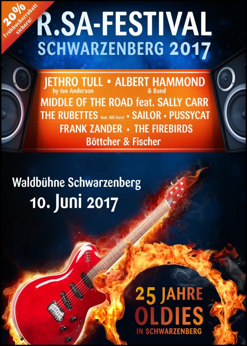 R.SA-Festival - Schwarzenberg 2017
