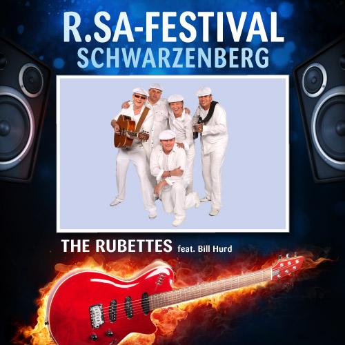 THE RUBETTES feat. Bill Hurd